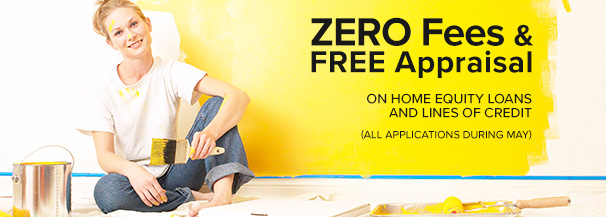 Home Equity Loan Promotion