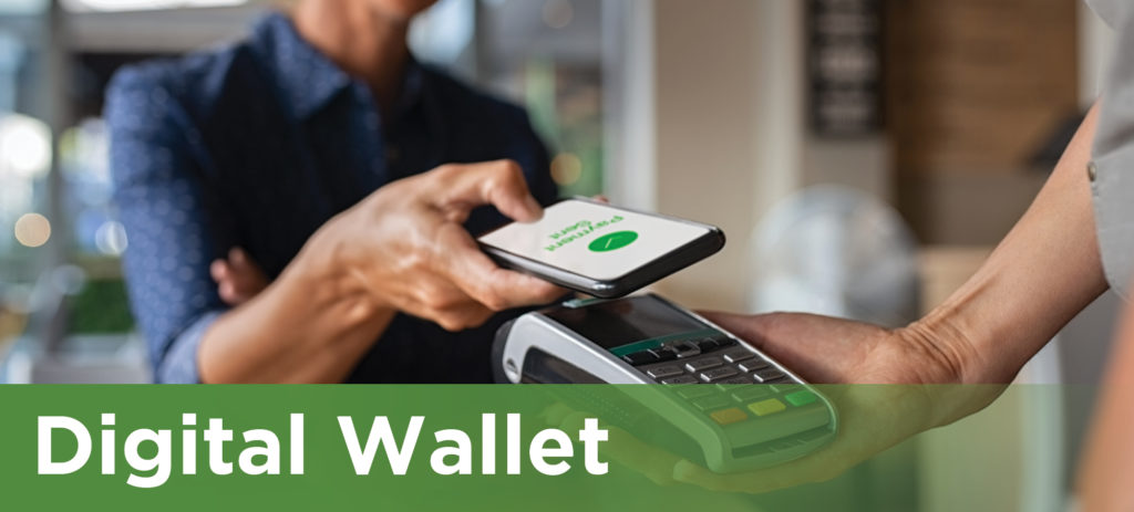 Digital Wallet, WRCU Cards, Apple Pay, Samsung Pay, Google Pay