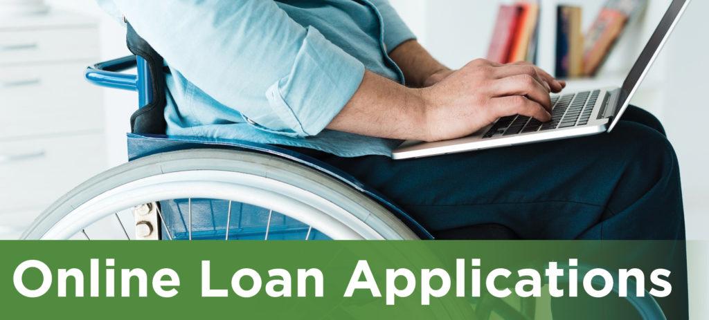 Apply Online, Online Loan Applications, Apply for a loan