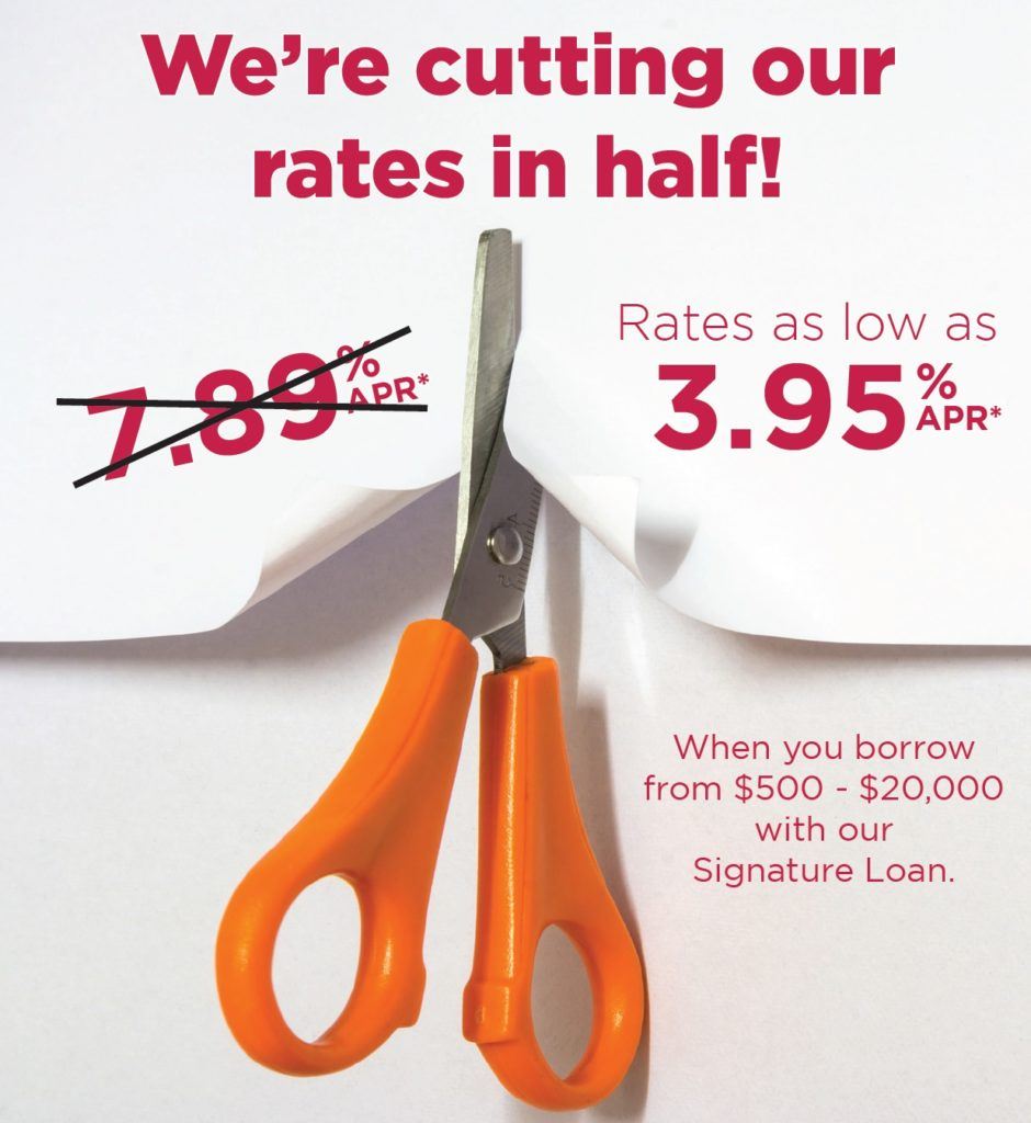 Scissors, half off rate, rate special