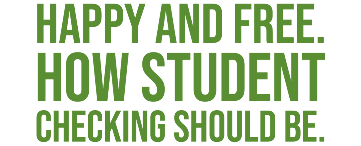 Happy and free. How student checking should be.